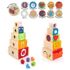 Activity Stackers by I'm Toy
